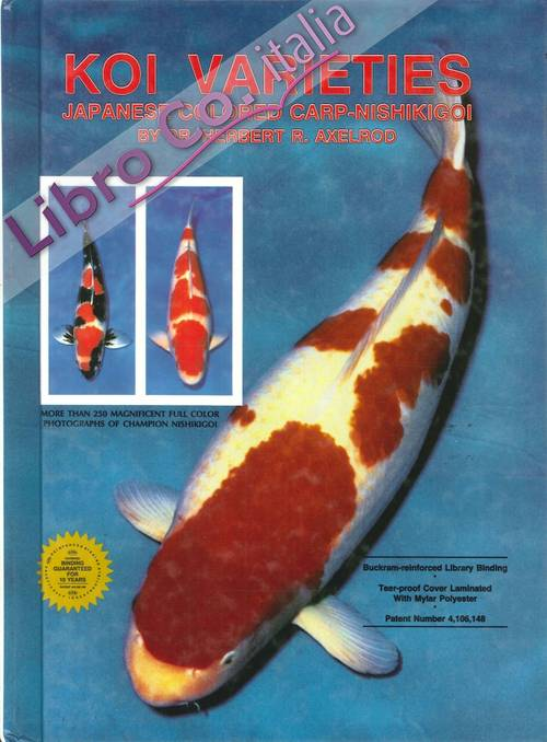 Koi Varieties. Japanese Colored Carp-Nishikigoi