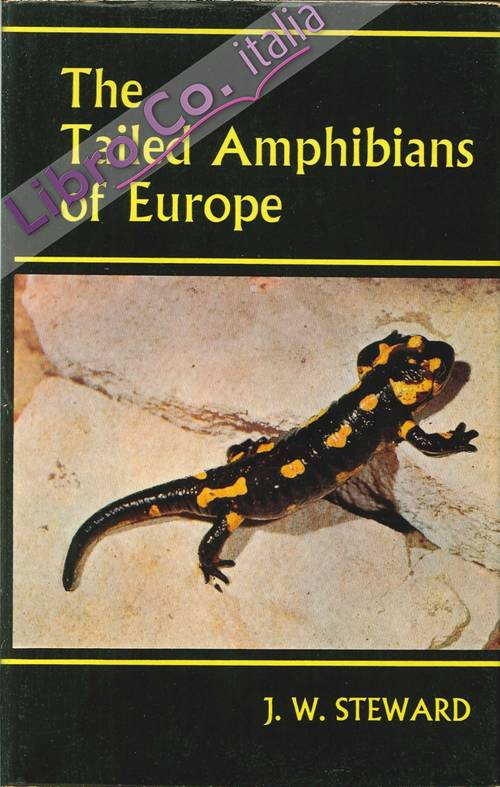 The Tailed Amphibians of Europe.