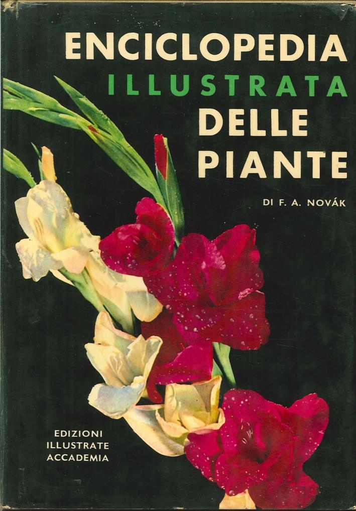 Enciclopedia Illustrata delle Piante.