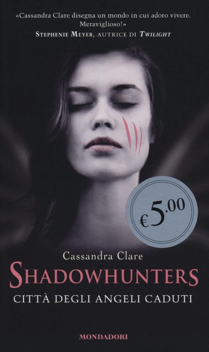 Città degli angeli caduti. Shadowhunters.