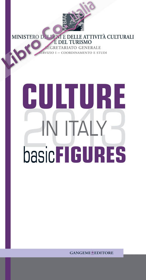 Culture in Italy 2013