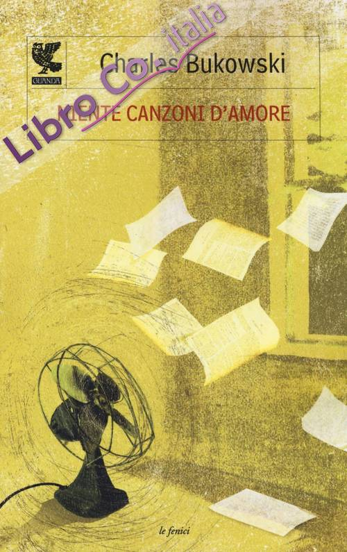 Niente canzoni d'amore.