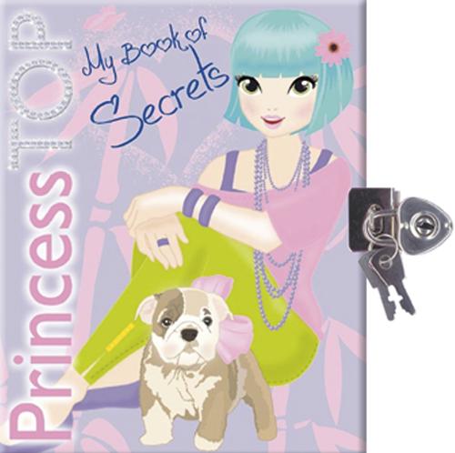 My book of secrets rosa. Princess Top. Vol. 2