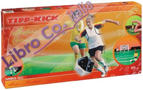 Tipp-Kick. Lady Competition
