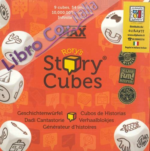 Story Cubes. MAX