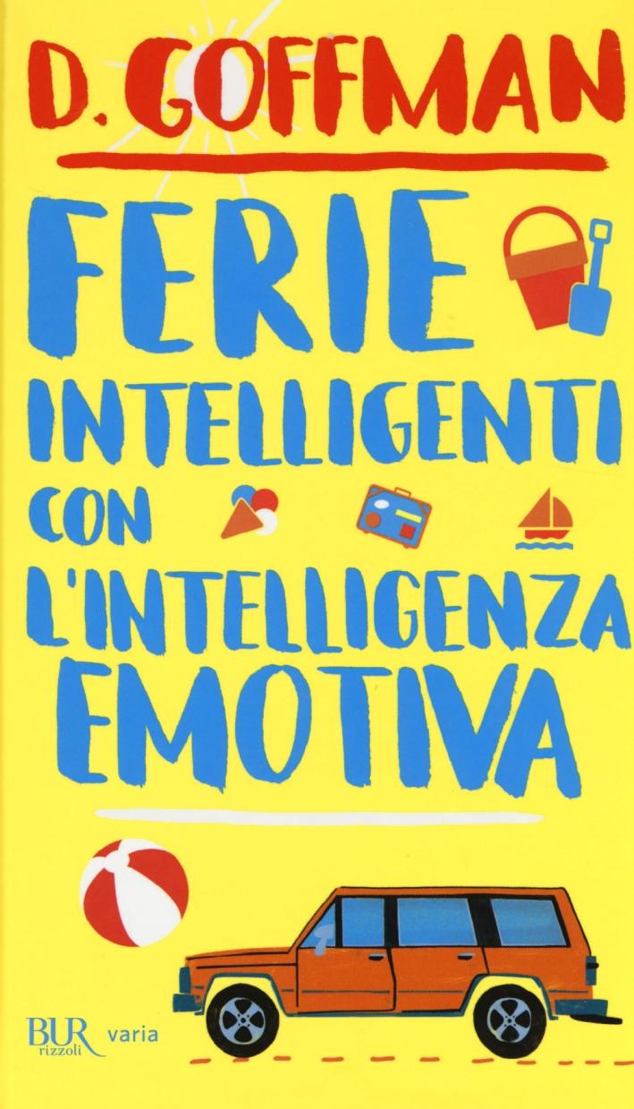 Ferie intelligenti con l'intelligenza emotiva