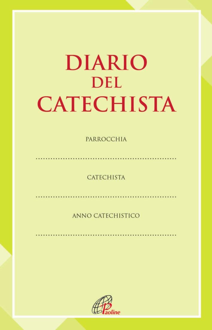 Diario del catechista