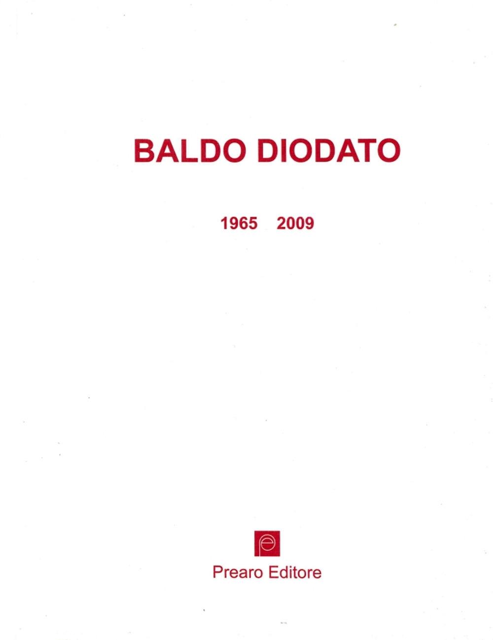 Baldo Diodato 1965-2009
