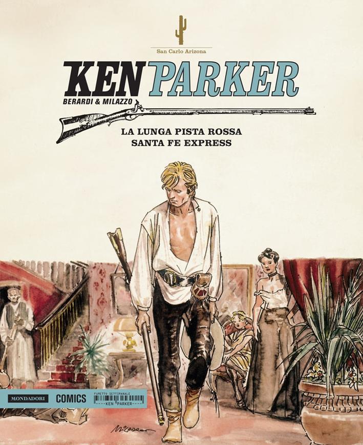 Ken Parker. Vol. 9