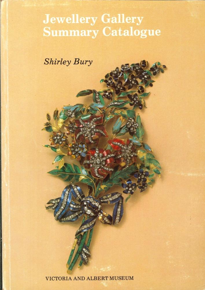 Jewellery Gallery. Summary Catalogue