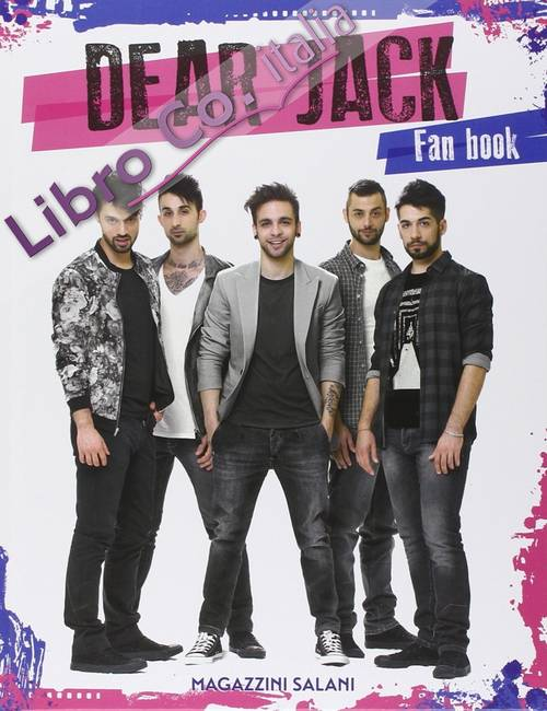 Dear Jack. Fan book