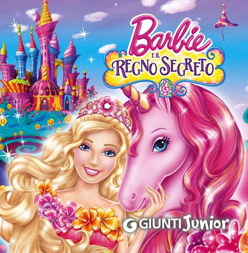 Barbie e il Regno Segreto. Libriccino
