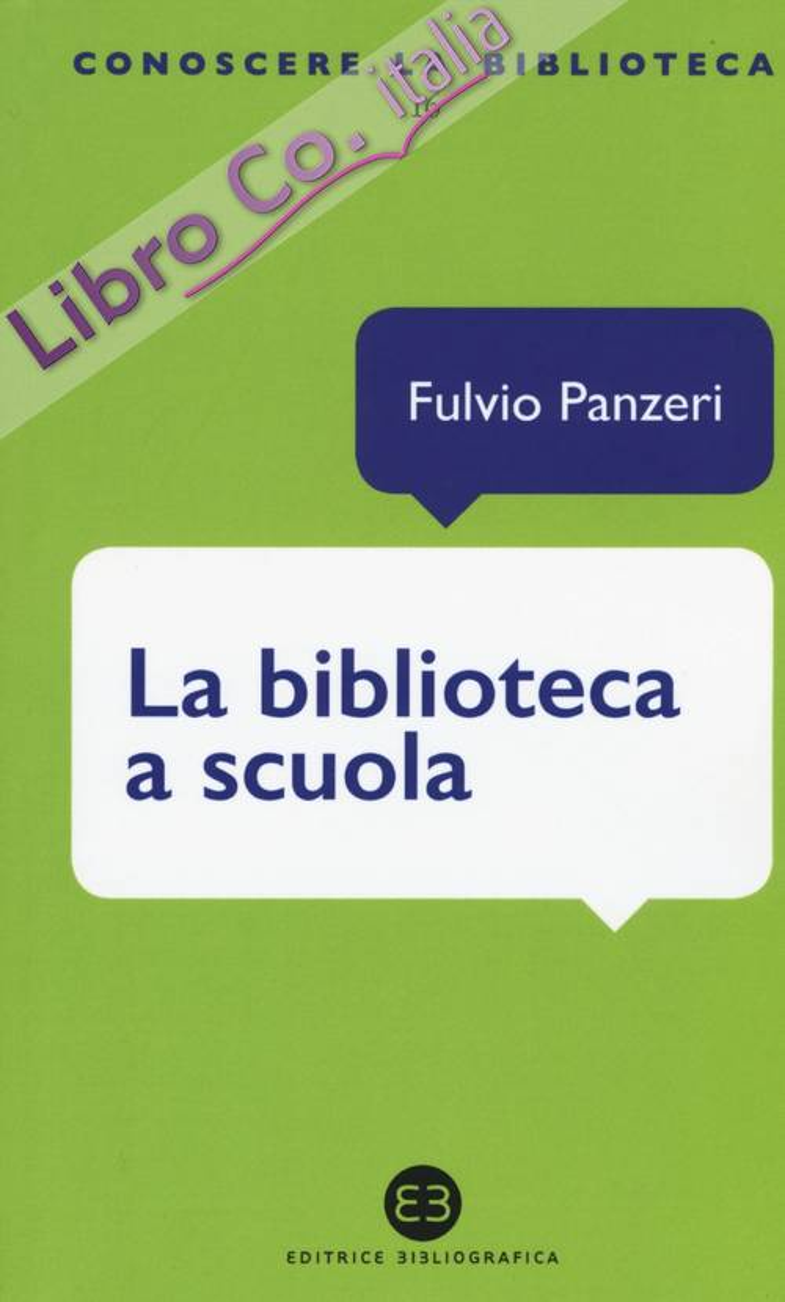 La biblioteca a scuola
