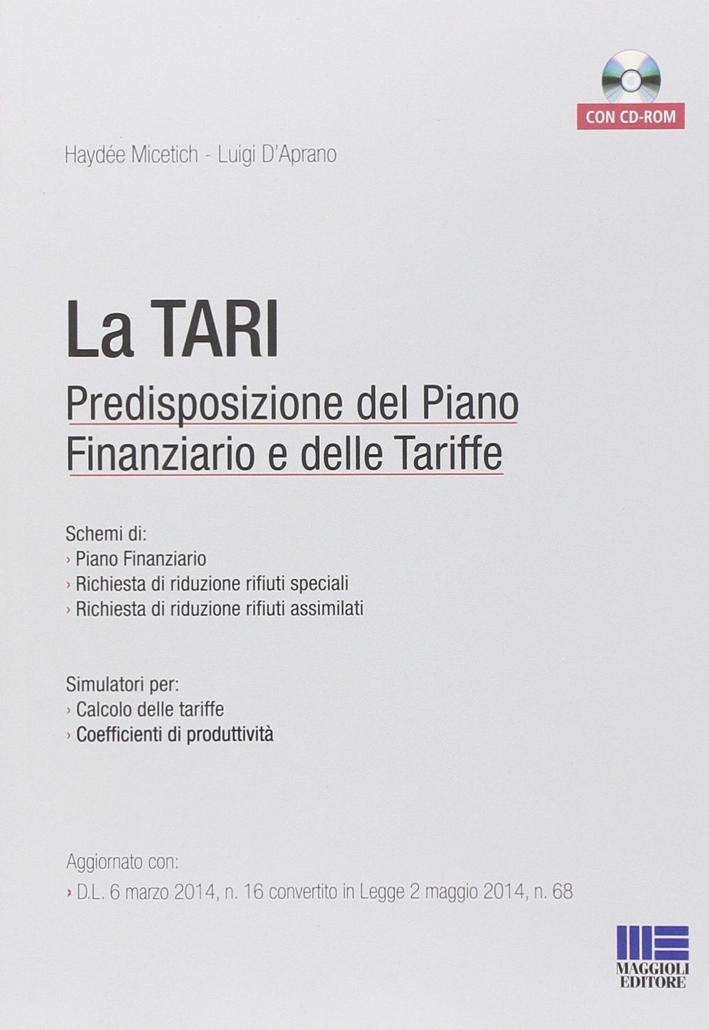 La TARI. Con CD-ROM