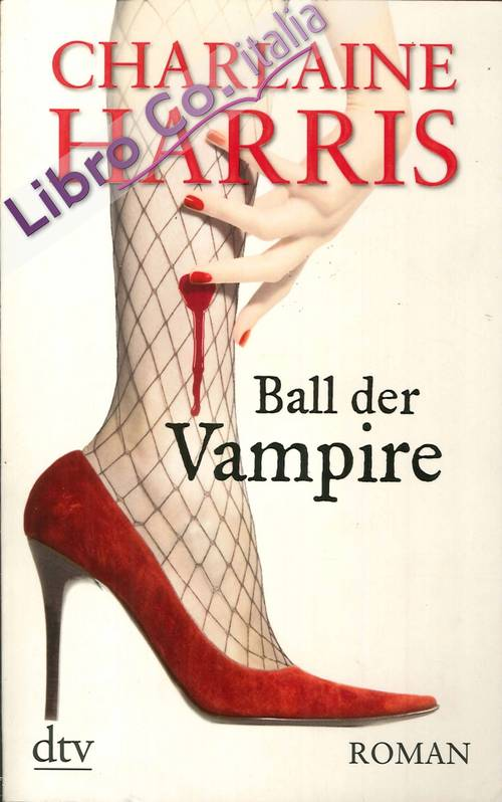 Ball Der Vampire. Roman