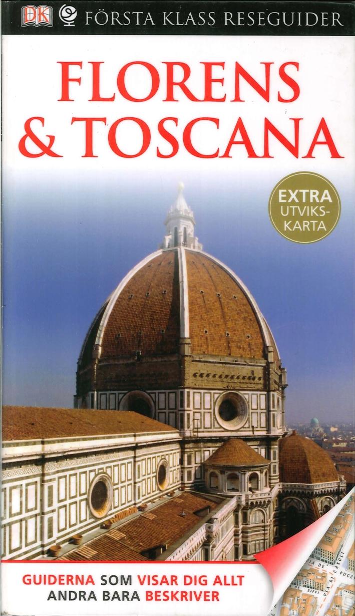 Florens & Toscana. Swedish edition