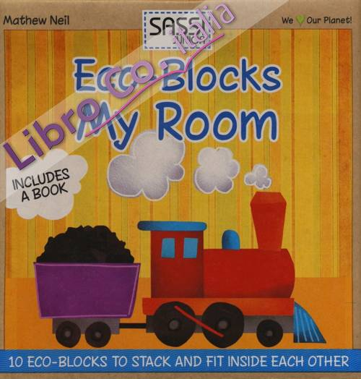 My room. Eco-cubotti