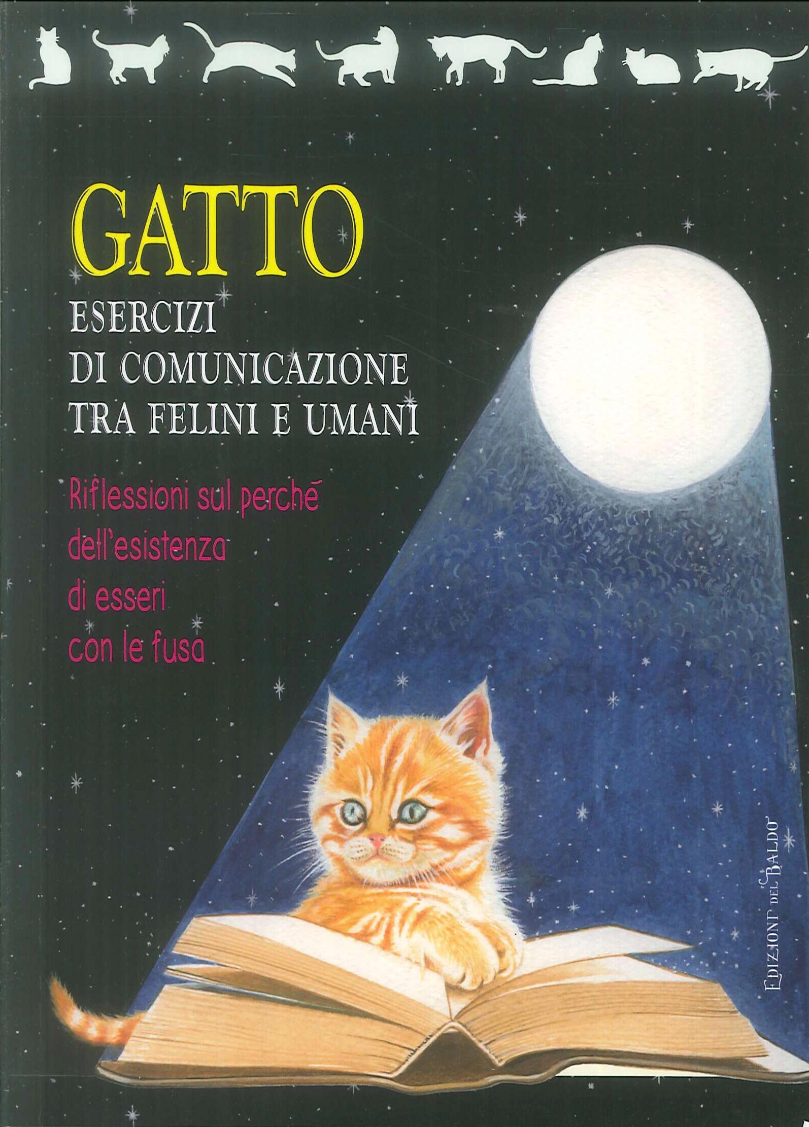 Gatto. Esercizi di comunicazione tra felini e umani. Regole di convivenza felice tra il gatto... e il suo umano