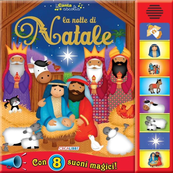 La Notte di Natale. Libro Sonoro