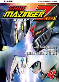 Shin Mazinger Zero. Vol. 4.