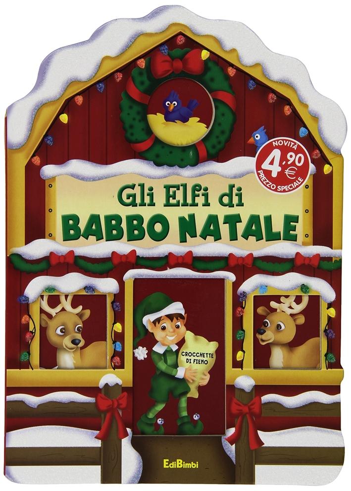 Gli elfi di Babbo Natale