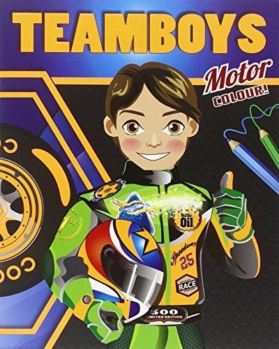 Motor. Color Teamboys