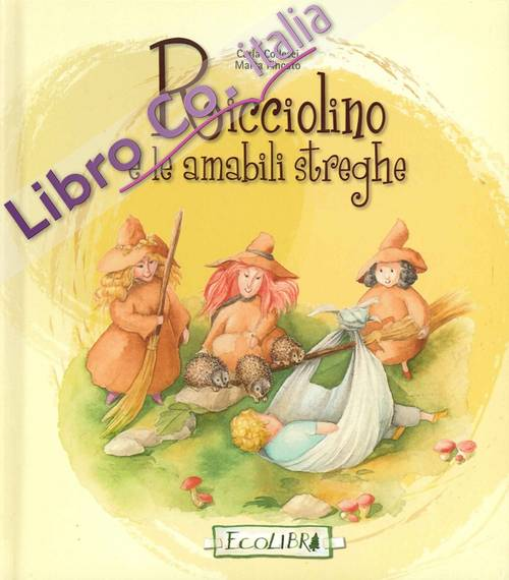 Ricciolino e le Amabili Streghe.