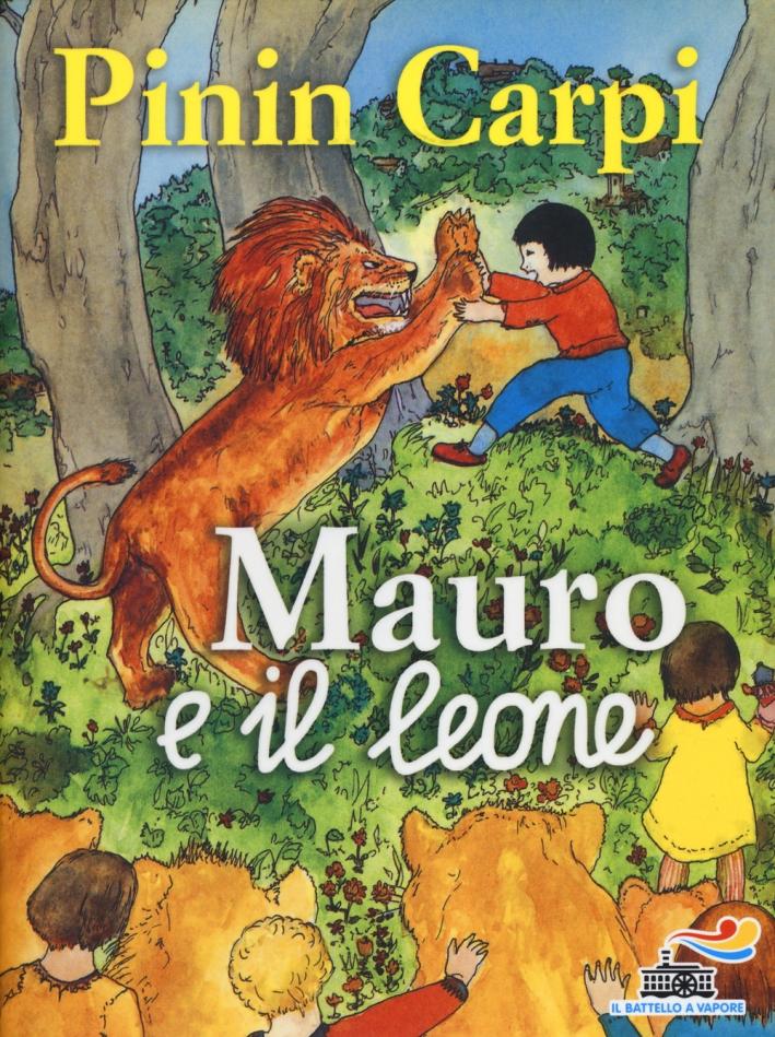 Mauro e il leone