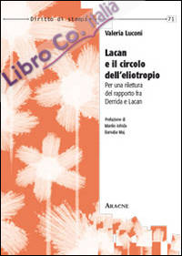 Lacan e il Circolo dell'Eliotropo. Per una Rilettura del Rapporto fra Derrida e Lacan.