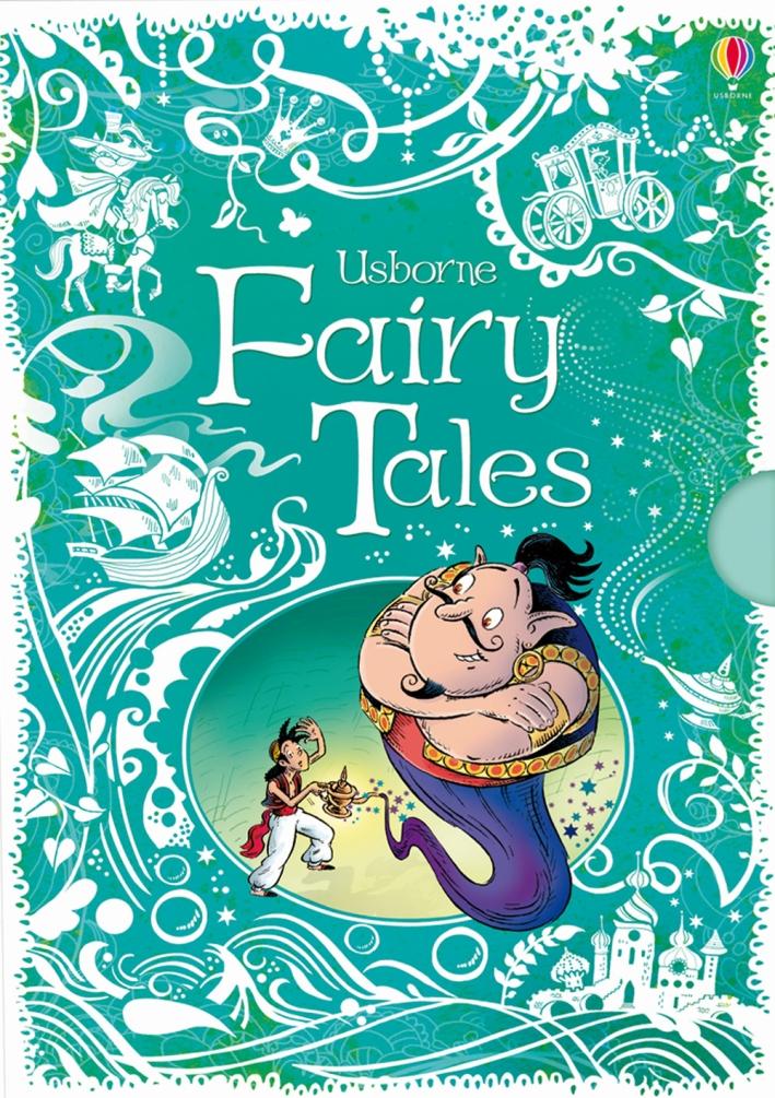 Fairy Tales gift set. Ediz. illustrata