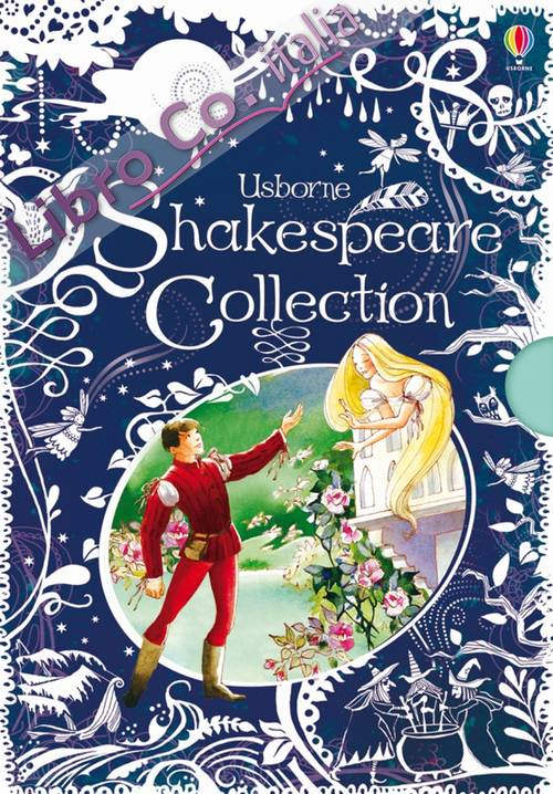 Shakespeare Collection Gift Set.