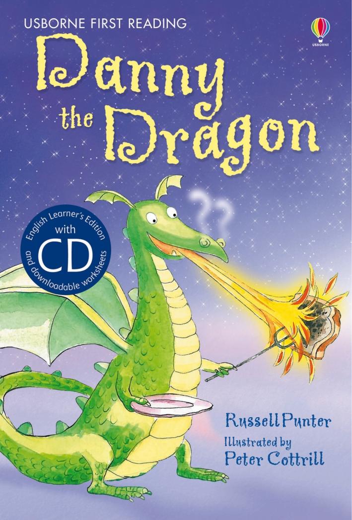Danny the dragon. Con CD Audio.