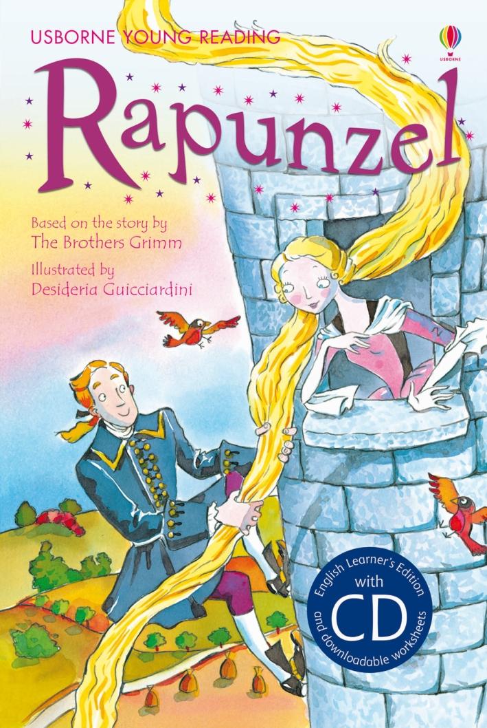 Rapunzel. Con CD Audio.