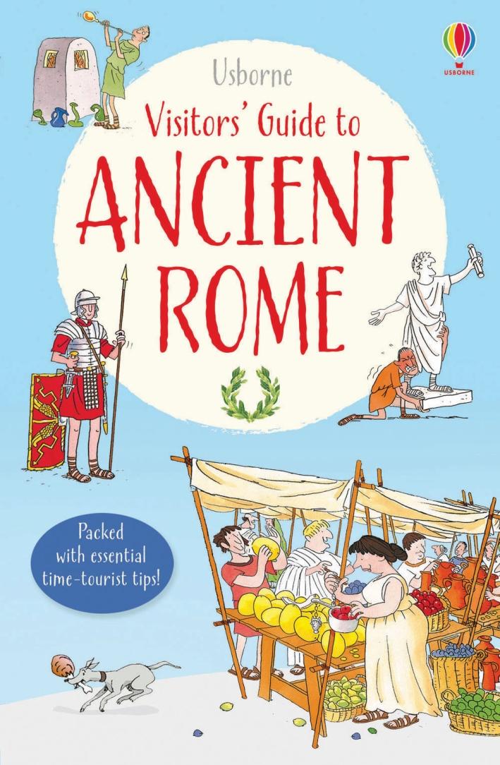 Vistors' guide to ancient Rome.