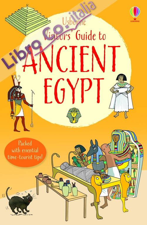 Visitor's Guide to Ancient Egypt.