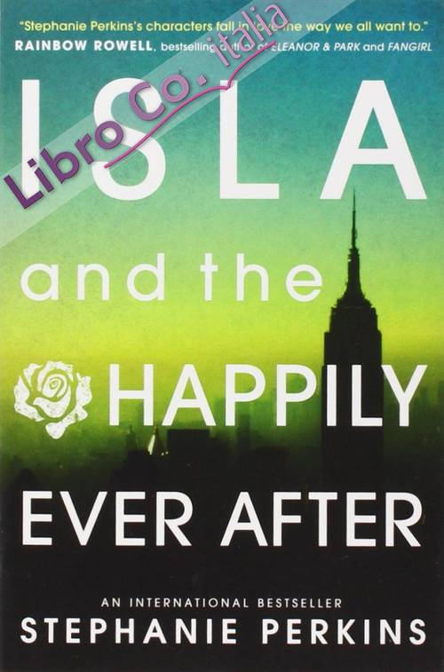 Isla and the Happily Ever After.