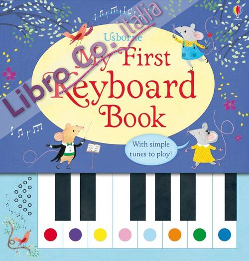 My First Keyboard Book.