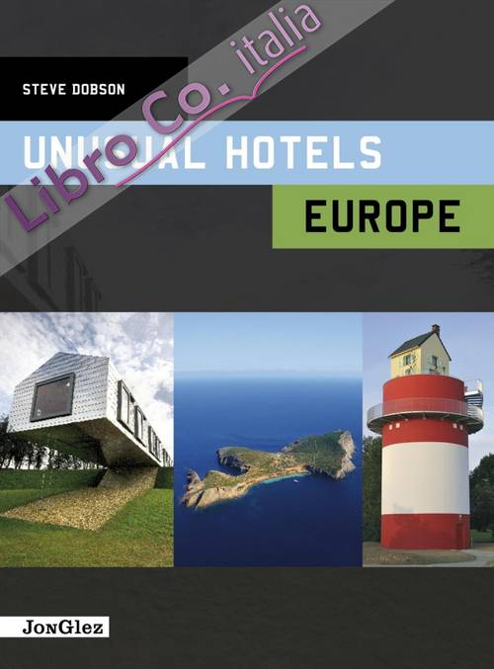 Unusual hotels. Europe