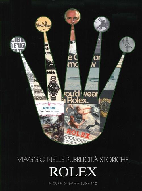 Viaggio nelle pubblicità storiche Rolex.