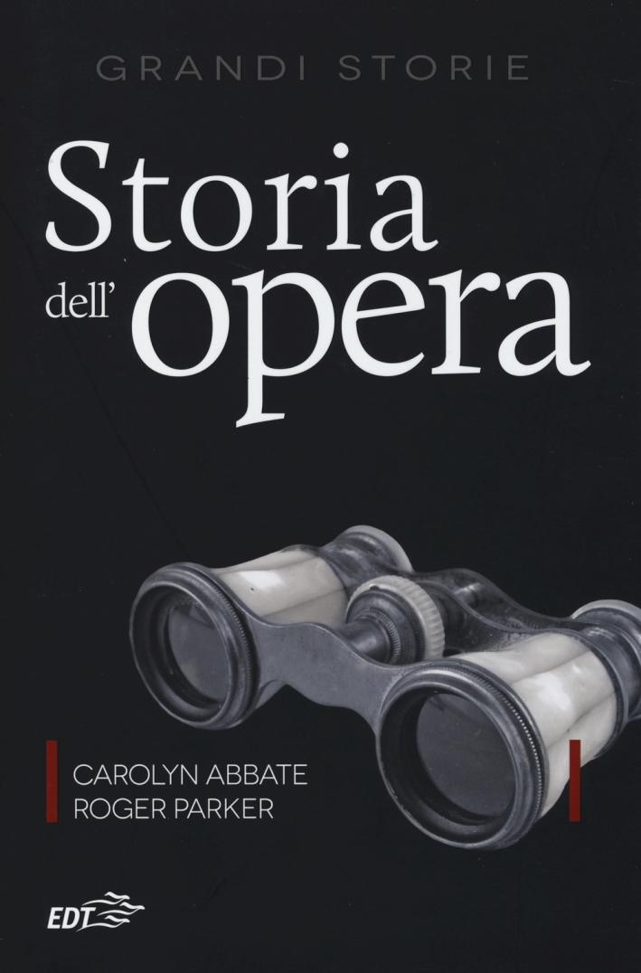 Storia dell'opera.