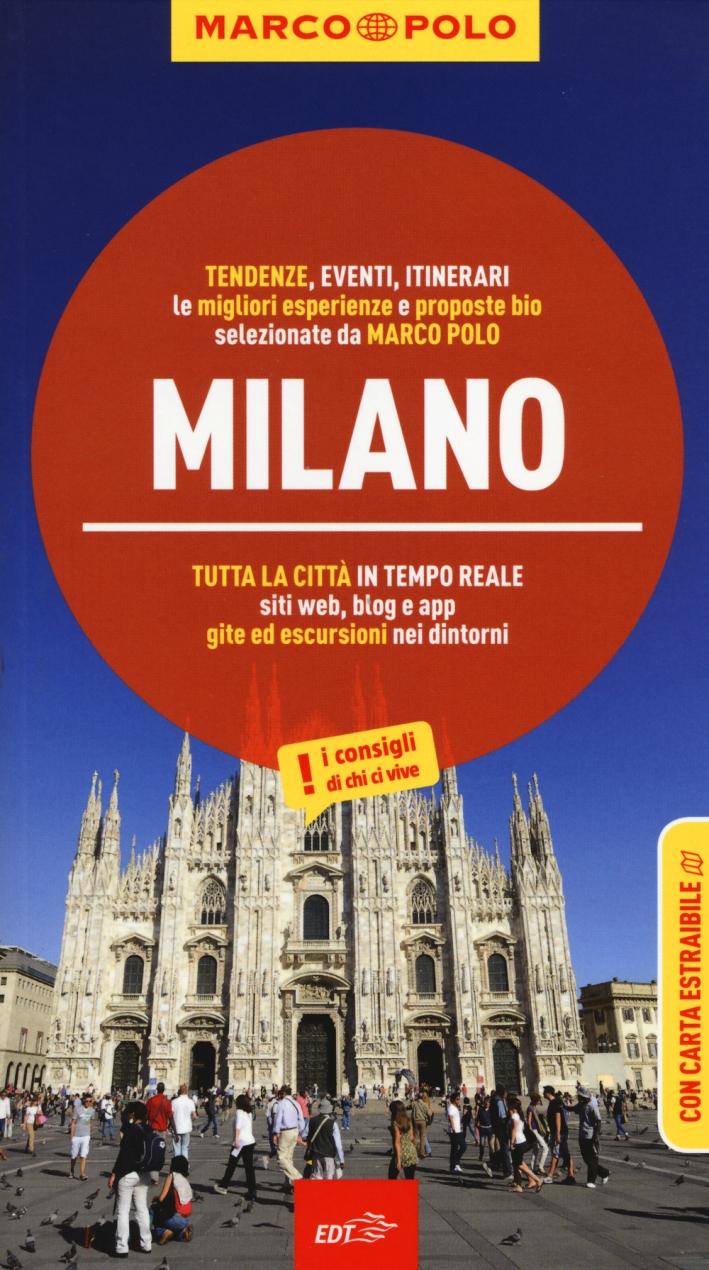 Milano. Con atlante stradale