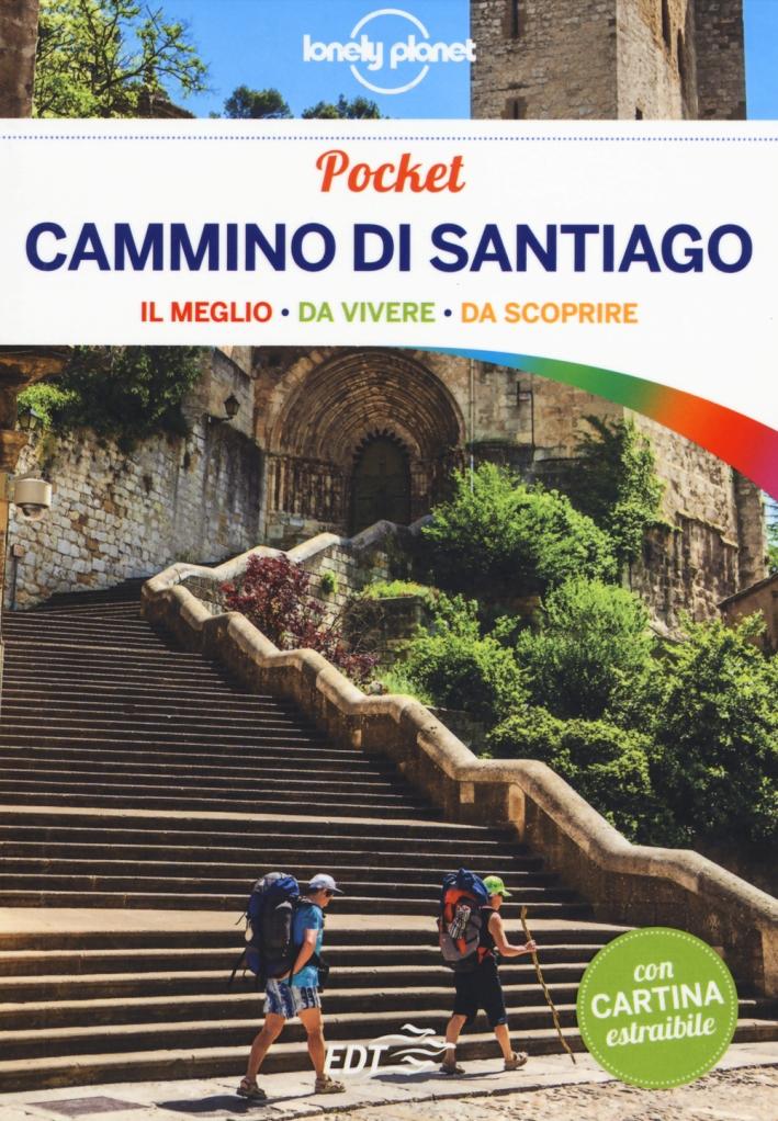Cammino di Santiago. Con cartina