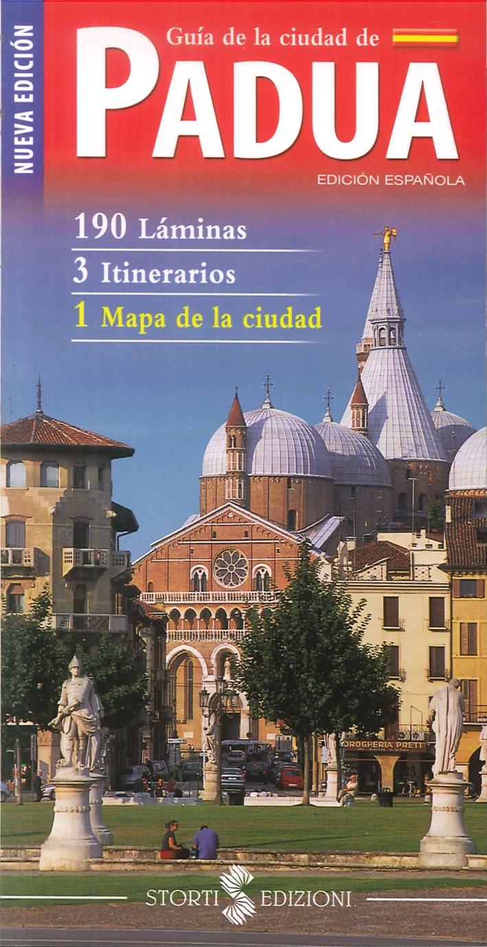 Guida alla Città di Padova. [Spanish Ed.].
