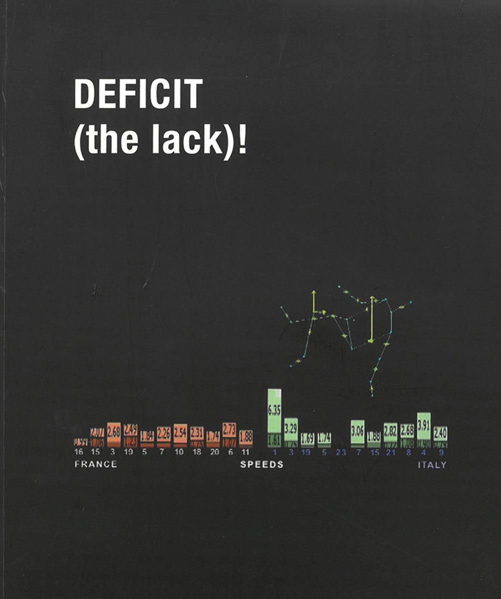 Deficit (the lack)! Harun Farocki, Krzysztof Klusik, David Michalek