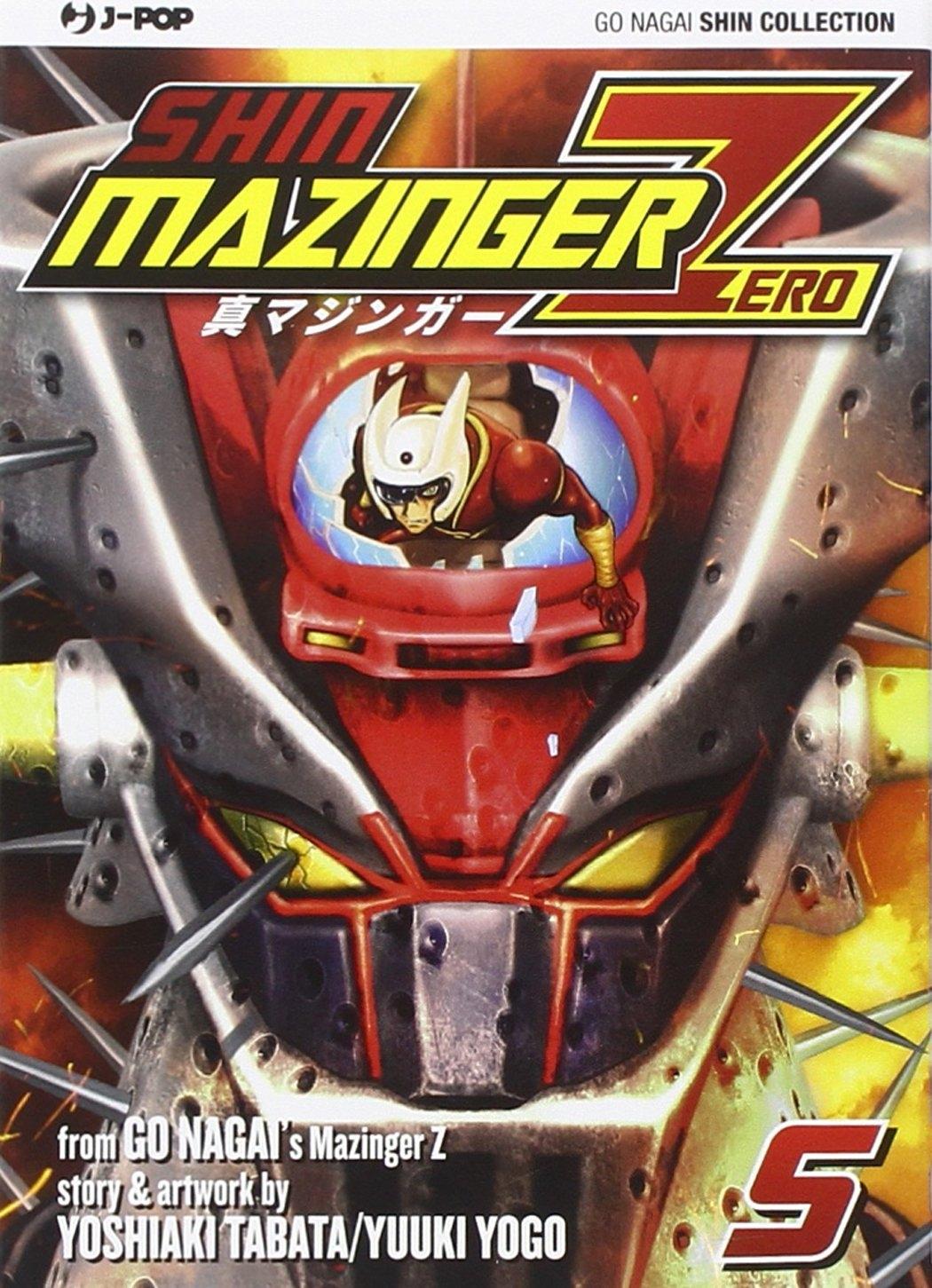 Shin Mazinger Zero. Vol. 5