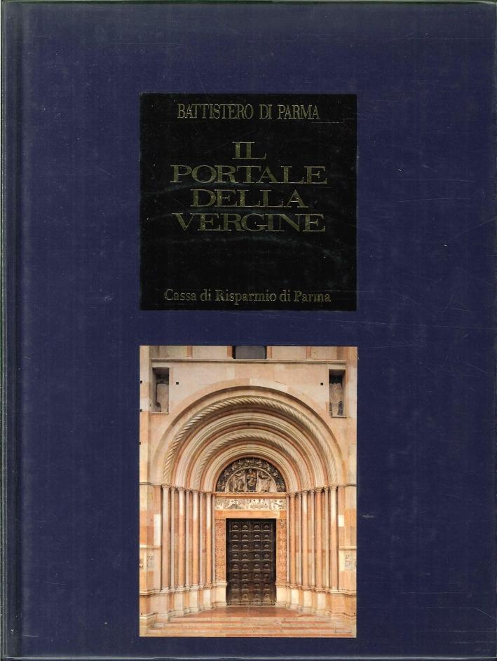 Battistero di Parma. Il Portale della Vergine