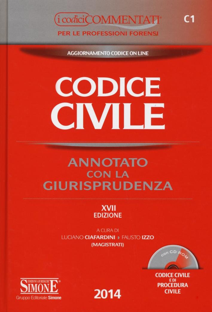 Codice Civile 2014. Commentato