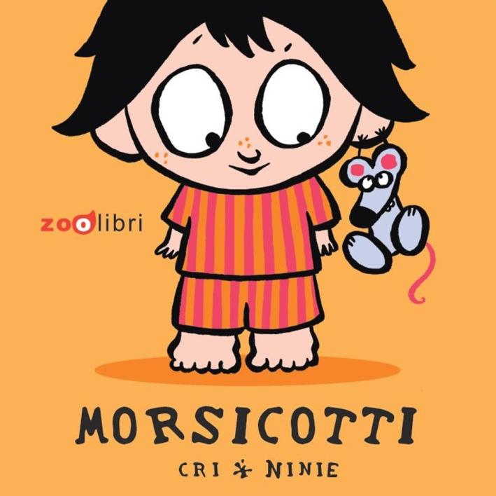Morsicotti. Ediz. illustrata
