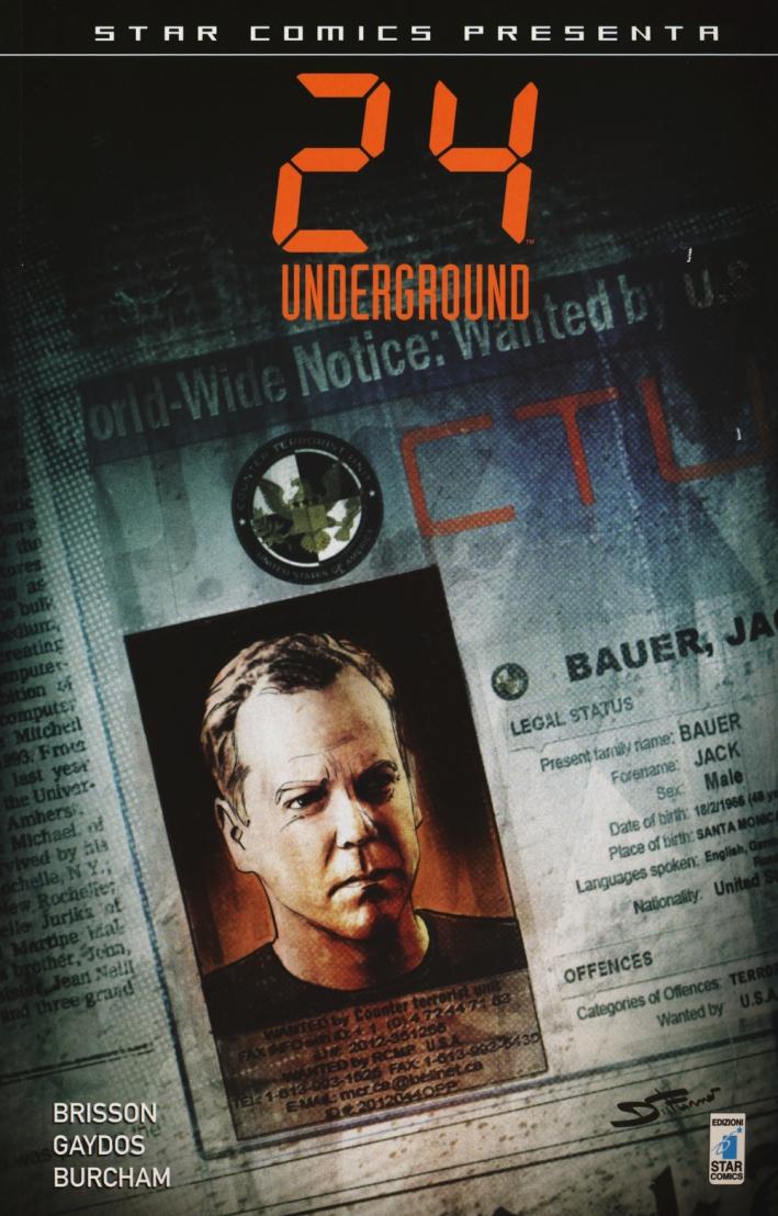 24 Underground.