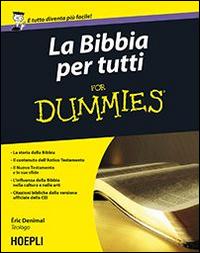 La Bibbia per tutti For Dummies.
